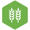 Cropping system logo
