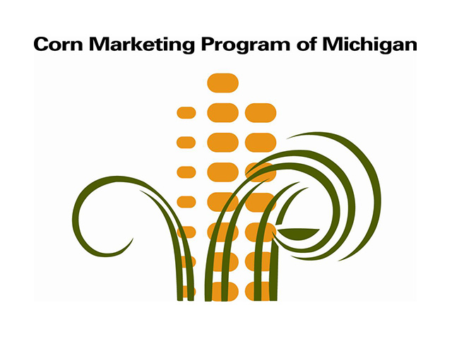 Corn Marketers Program of Michigan logo