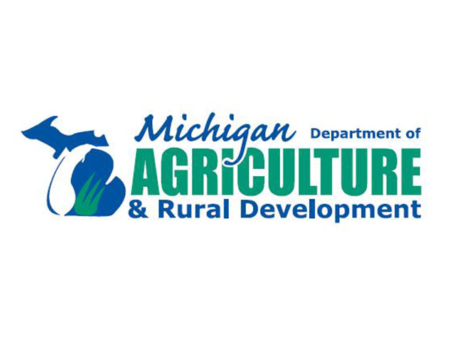 Michigan Department of Agriculture & Rural Development logo