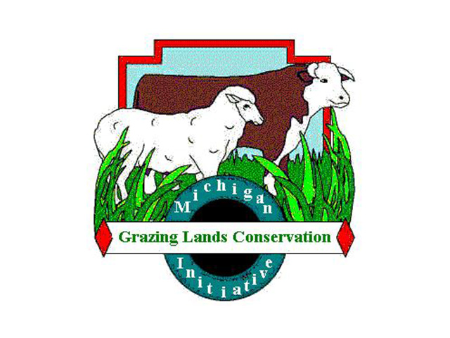 Michigan Grazing Lands Conservation Initiative logo