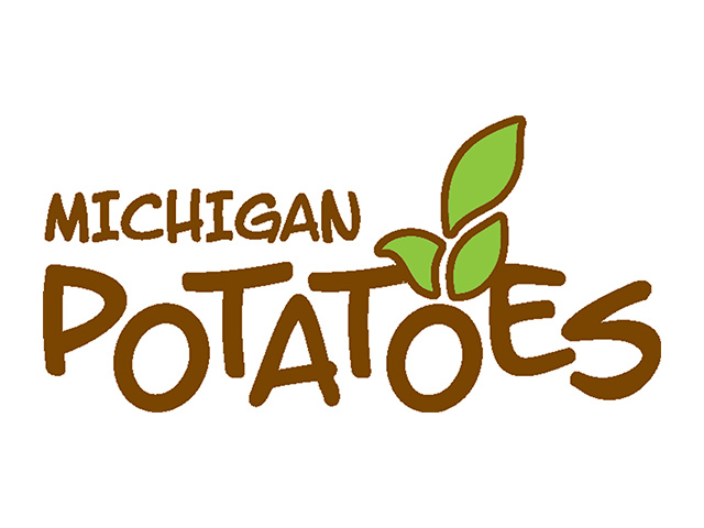 Michigan Potatoes logo