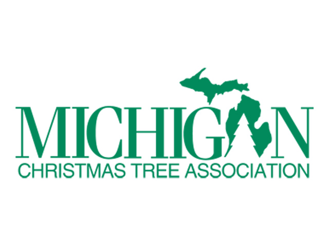Michigan Christmas Tree Association logo