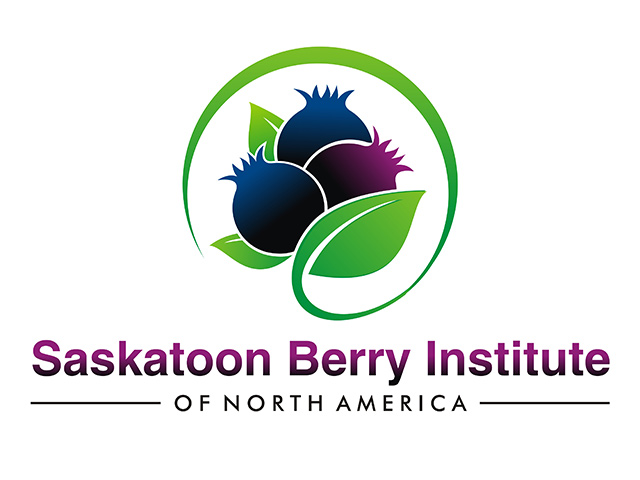 Saskatoon Berry Institute of North America logo